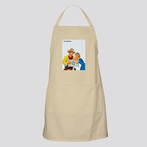 Wild West Justice of the Peace Apron