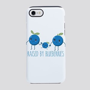 Raised by Blueberries iPhone 7 Tough Case
