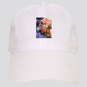 Wild West Mountain Country Ride Cap