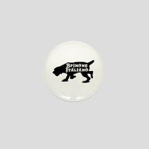 Spinone Mini Button