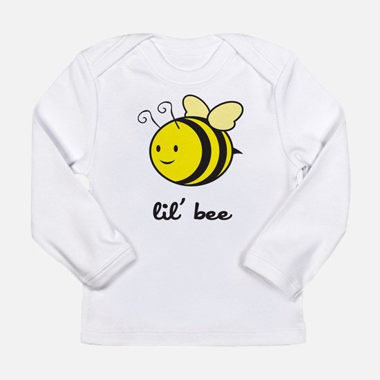 Lil Bee Long Sleeve Infant T-Shirt