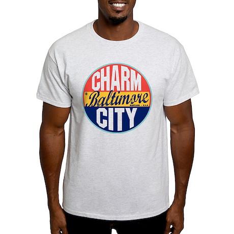Baltimore Vintage Label Light T-Shirt