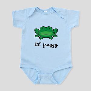 Lil Froggy Infant Bodysuit