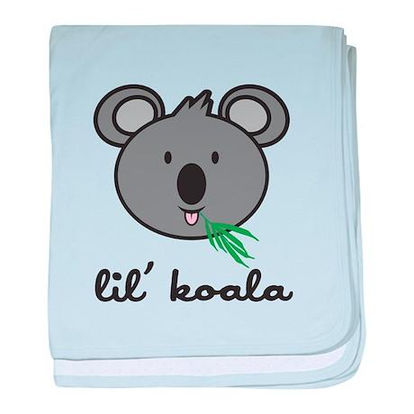 Lil Koala baby blanket