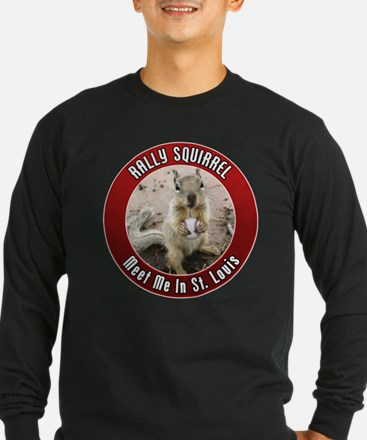 Rally Squirrel - The St Louis T
