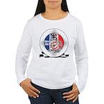 Mustang Plain Horse Women's Long Sleeve T-Shirt