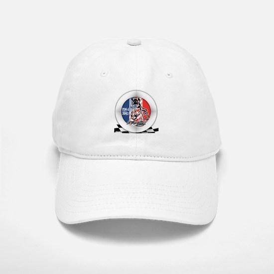 Mustang Plain Horse Baseball Baseball Cap