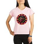 Lizard skull Performance Dry T-Shirt