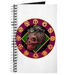 Lizard skull Journal