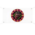 Lizard skull Banner