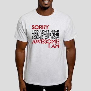 Awesome I am Light T-Shirt