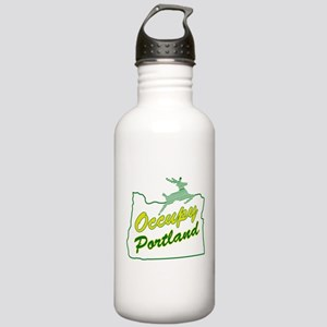 Occupy Portland Stainless Water Bottle 1.0L