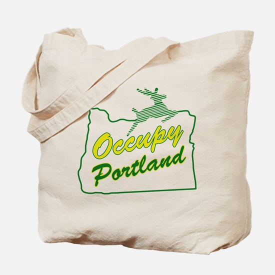 Occupy Portland Tote Bag