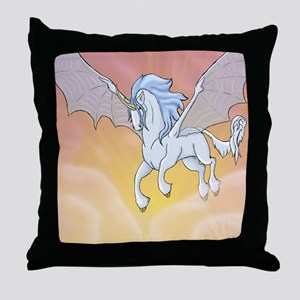 Blessed Be The Sun Throw Pillow