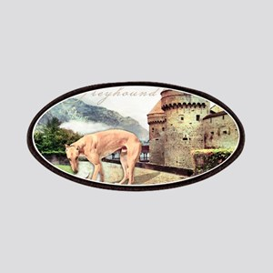 Castle Greyhound Patches