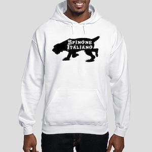 Spinone Hooded Sweatshirt