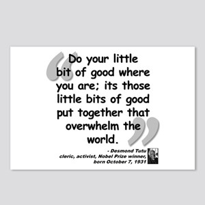 Tutu Good Quote Postcards (Package of 8)