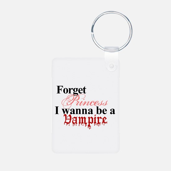 Forget princess Vampire Keychains