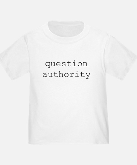 authority T