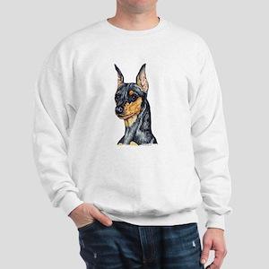 Miniature Pinscher Min Pin Sweatshirt