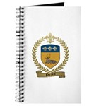 PICARD Family Crest Journal