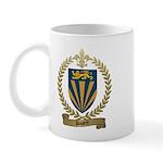 DUPERE Family Crest Mug