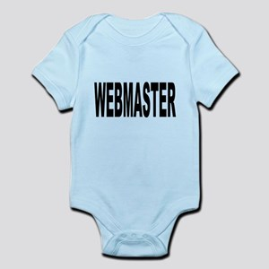 Webmaster Infant Bodysuit