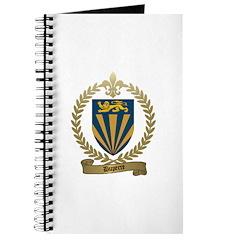 DUPERRE Family Crest Journal