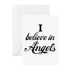 ANGEL CHRISTMAS Greeting Cards (Pk of 10)