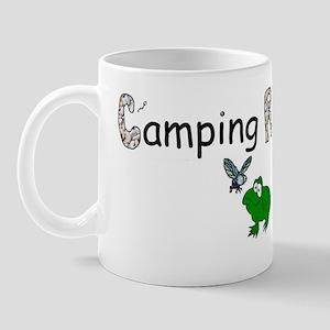 CAMPING ROCKS Mug