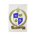 CHASSE Family Crest Rectangle Magnet (10 pack)