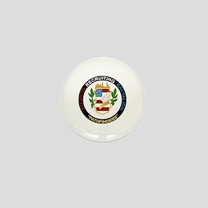DUI - Atlanta Recruiting Battalion Mini Button