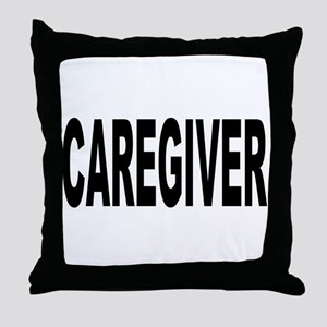 Caregiver Throw Pillow
