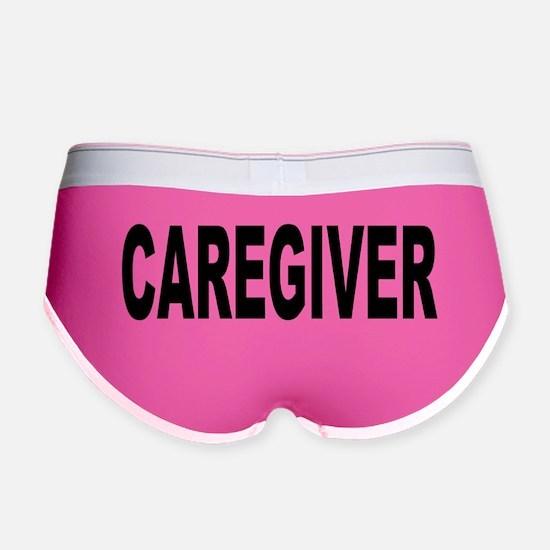 Caregiver Women's Boy Brief
