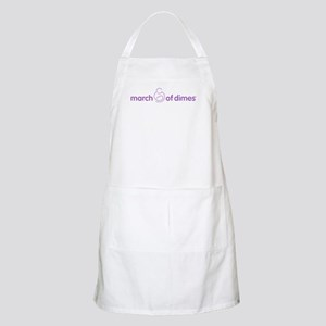 March of Dimes Logo - BBQ Apron