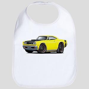 1969 Super Bee A12 Yellow Bib