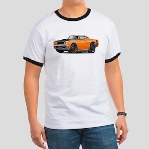 1969 Super Bee A12 Orange Ringer T