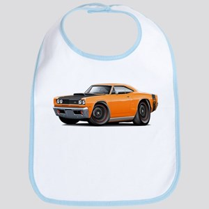 1969 Super Bee A12 Orange Bib