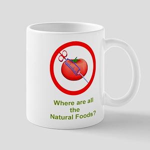 Natural Foods? Mug