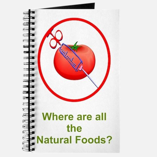 Natural Foods? Journal