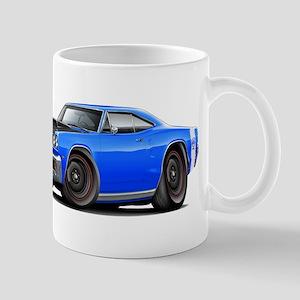 1969 Super Bee A12 Blue Mug