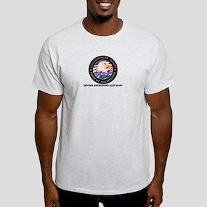 DUI - Denver Recruiting Bn with text Light T-Shirt