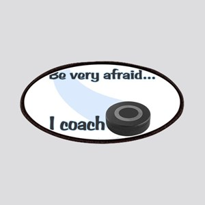 I Coach Women's Hockey Patches
