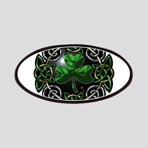 St. Patrick's Day Celtic Knot Patches