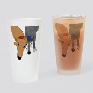 Drawn Together Drinking Glass