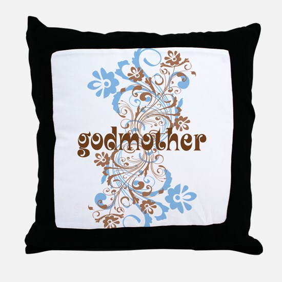 Godmother Cute Gift Throw Pillow