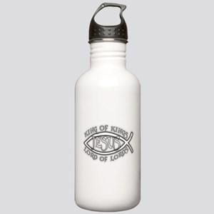 King of Kings Ichthus Stainless Water Bottle 1.0L