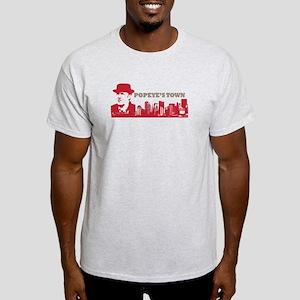 POPEYE's Town Light T-Shirt