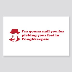 POPEYE POUGHKEEPSIE Sticker (Rectangle)