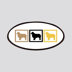 Australian Shepherd Dog Patches